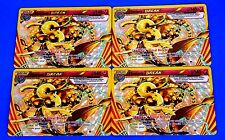 Pokemon FLORGES BREAK 104/162 - XY BREAKTHROUGH - LOT OF 4 - RARE FULL ART CARDS