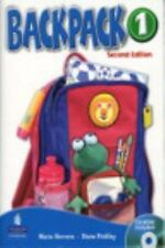 Backpack 1 with CD-ROM (2nd Edition)