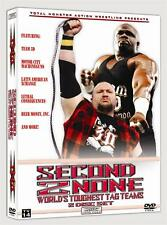 Official TNA Impact Wrestling - Second 2 None: Toughest Tag Teams (2 Disc Set)