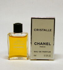 CHANEL CRISTALLE EAU DE PARFUM MINI 4 ML. 0.13 FL.OZ. NEW IN BOX