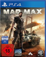 Mad Max (Sony PlayStation 4, 2015) gut