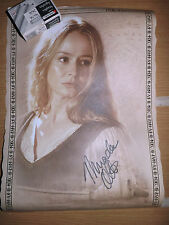 Lord Of The Rings EOWYN (Miranda Otto) genuine autograph on Ltd ed litho RARE