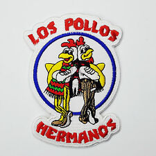 "BREAKING BAD ""Los Pollos Hermanos"" Staff Uniform Patch - High Quality & BIG!"