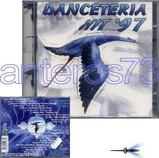 DANCETERIA HIT 97 RARO CD SIGILLATO - BLACKWOOD CHARLIE DORE CAPPELLA