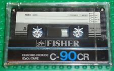 FISHER C  90CR   BLANK CASSETTE TAPE (1) (SEALED)