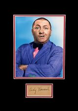 "Curly Howard ""The Three Stooges"" Original Autograph"