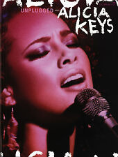 Alicia Keys Unplugged Alicia Keys Piano Voice Guitar Learn Play FABER Music BOOK