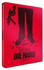 Die Hard Limited Edition Steelbook /  Blu Ray  / Import.