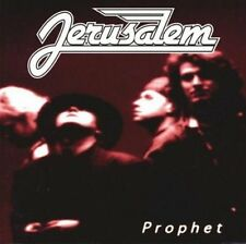 Jerusalem - Prophet CD 1994 Christian Metal