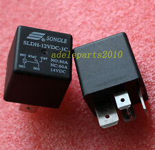 1pcs ORIGINAL & Brand New SLDH-12VDC-1C NO:80A NC:60A 14VDC SONGLE Relay