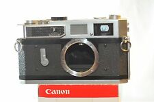 Canon 7 Rangefinder camera body only Model 7
