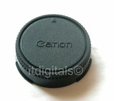 Rear Lens Cap Dust Back Cover For Canon FD F-1N A-1 T-90 AE-1P FL AE Twist-on