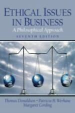 Acc, Ethical Issues in Business: A Philosophical Approach (7th Edition), Cording