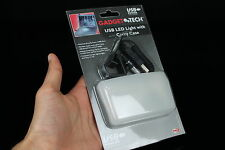 USB POWERED LED LIGHT WITH CARRY CASE FOR LAPTOP COMPUTER