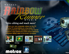 Martox Rainbow Runner Studio Upgrade - NEW/SEALED - For Millenium II Video Card