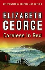Careless in Red  Elizabeth George 1st edition