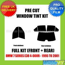 BMW 7 SERIES E38 4-DOOR 1995-2001 FULL PRE CUT WINDOW TINT KIT