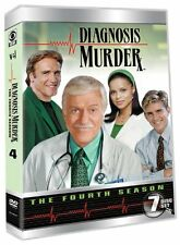 NEW Diagnosis Murder Season 4 (DVD)
