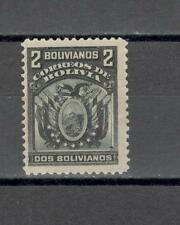 R4230 - BOLIVIA 1912 - LOTTO ORDINARIA * - VEDI FOTO