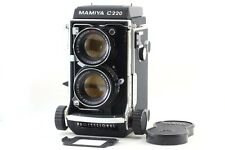 *MINT* Mamiya C220 Professional + Sekor DS 105mm F/3.5 Blue-dot Lens from Japan