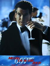 MEURS UN AUTRE JOUR DIE ANOTHER DAY Photos Cinéma Lobby cards Stills JAMES BOND