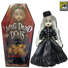 Living Dead Dolls Resurrection 6 Ms. Eerie 10-Inch 2012 SDCC Exclusive - Mezco