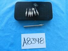 Alcon Surgical Ophthalmic UltraFlow Handpiece & I/A Tips With Case