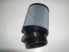 "Clone, Briggs, 4"" Angled Air Filter Cleaner, K&N Style, Go Kart Racing"