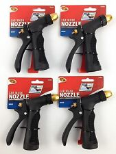 Lot of 4 Car Washing Cleaner Spray High Pressure Water Gun Nozzle