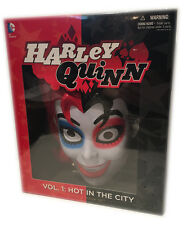 HARLEY Quinn vol. 1 hot in the city and Mask Set TP 1 con maschera