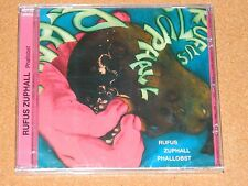 RUFUS ZUPHALL - Phallobst (1971) + Bonus Tracks / Long Hair Music  / CD New!