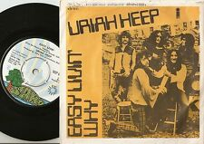 URIAH HEEP EASY LIVIN` & WHY DANISH 45+PS 1972 HEAVY PSYCH ROCK PROGRESSIVE