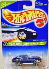 HOT WHEELS 1995 TREASURE HUNT SERIES '63 SPLIT WINDOW #6 OF 12