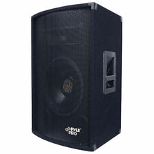 New Pyle PADH1279 600 Watt 12'' Two-Way Speaker Cabinet DJ Pro