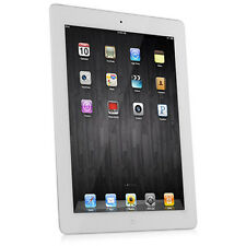 "Apple iPad 2 16GB 9.7"" Tablet w/ Wi-Fi MC989LL/A - White 2nd Generation"