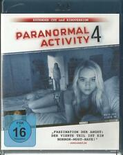 Paranormal Activity 4 (Extended Director's Cut) / Blu-Ray