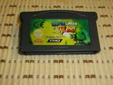 Earthworm Jim für GameBoy Advance SP und DS Lite