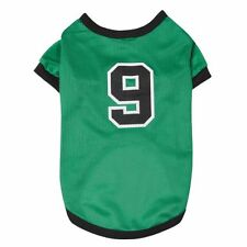 Casual Canine Game Day Jersey Shamrock - GREEN-LARGE    FREE SHIPPING  A55