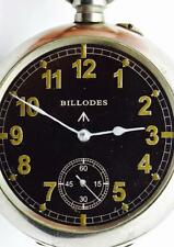 WOW! Important historical WWI British  Royal Air Force Ace Zenith Billodes watch