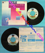LP 45 7''EXILE Kiss you all over There's been a change 1978 germany no cd mc dvd