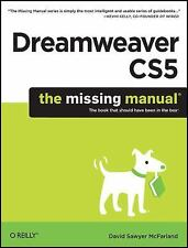 DREAMWEAVER CS5 - NEW PAPERBACK BOOK