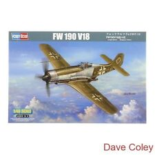 Hobbyboss 1:48th scale German WWII FW 190 V18