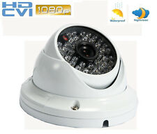 HD-CVI 2MP 1080p HD CMOS Outdoor IR Cut Dome CVI Camera Home 3.6mm CCTV Security