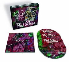 """Phil Collins """"the singles"""" Deluxe 3CD NEU Album 2016 best of / greatest Hits"""
