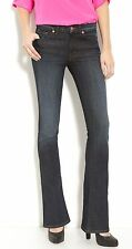 Nwt $209 J Brand JANEY Super Slim Boot-Cut Jeans Pants Trousers ~Enchanted *23