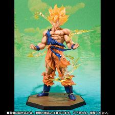 Bandai Dragon Ball Kai Figuarts Zero Super Saiyan Son Goku/Gokou Figure DBZ162