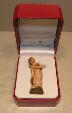 NEW  Amor God of love with Case, (  Cupid  )  in  wood figurines Lepi