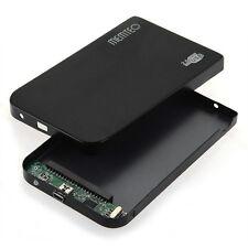 """2.5"""" boîte de disque dur IDE HDD HDD Case Boîtier externe pour PC portable"""