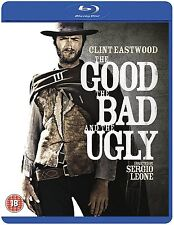 THE GOOD THE BAD & THE UGLY - REMASTERED - BLU-RAY - REGION B UK