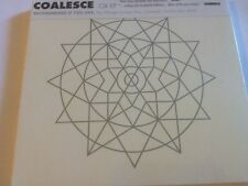 Ox EP Digipak by Coalesce (CD, 2009, Relapse Records - Dillinger, Converge,Botch